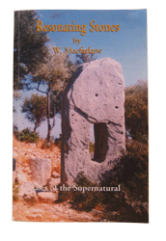 Book jacket for Resonating Stones