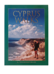 The book jacket for Cyprus Walks